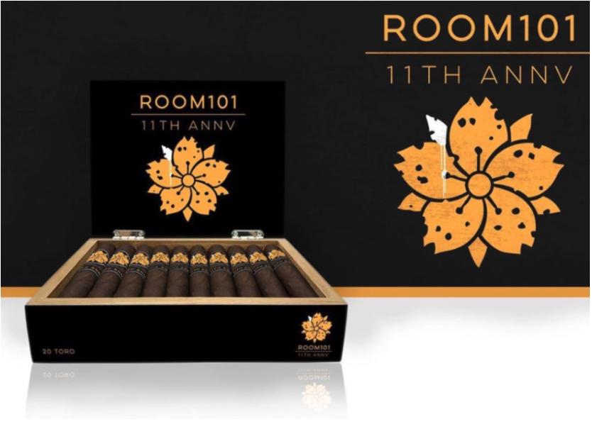 Room101 11th Anniversary Box